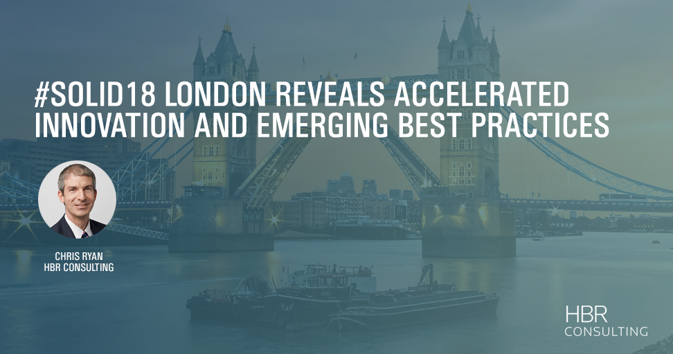 Solid18 london reveals accelerated innovation and for Innovation consultancy london